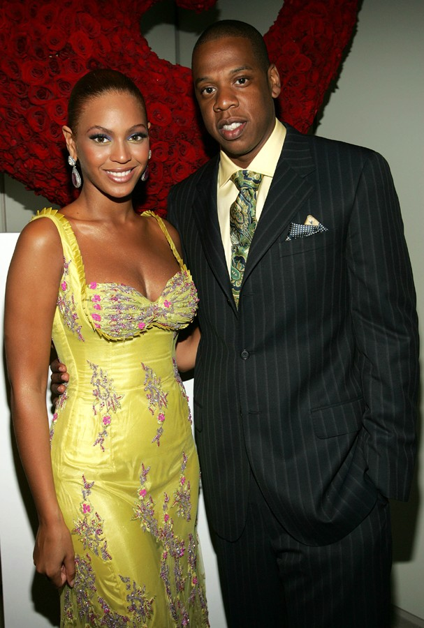 Beyoncé e Jay Z (Foto: Getty Images)