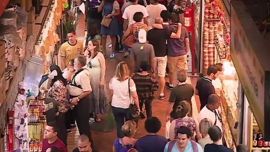 Mercado Central é a cara de Belo Horizonte