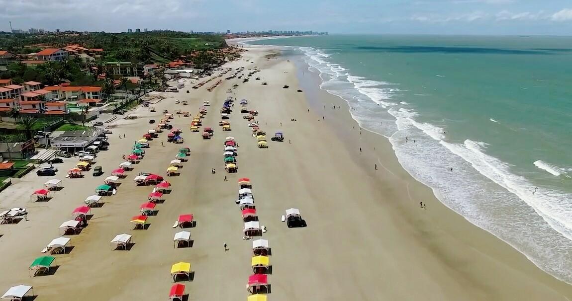 22 pontos em praias de São Luís estão impróprios para banho