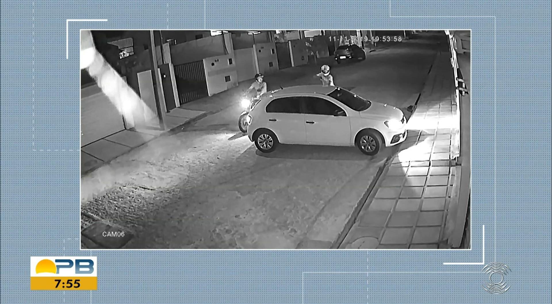 Motorista reage a tentativa de assalto e atira em suspeito, em Campina Grande; veja vídeo - Notícias - Plantão Diário