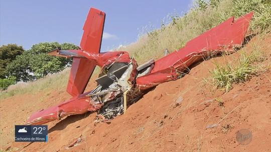 Cenipa divulga detalhes de acidente com aeronave em Guapé, MG