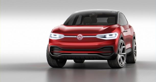 Volkswagen ID.CROZZ (Foto: Divulgação/Volkswagen)