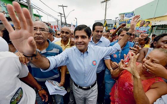 ACM Neto,prefeito reeleito de Salvador  (Foto: Flickr do candidato)