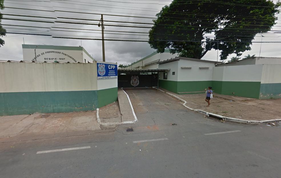 Entrada do CPP em Brasília, no SIA — Foto: Google/Reprodução