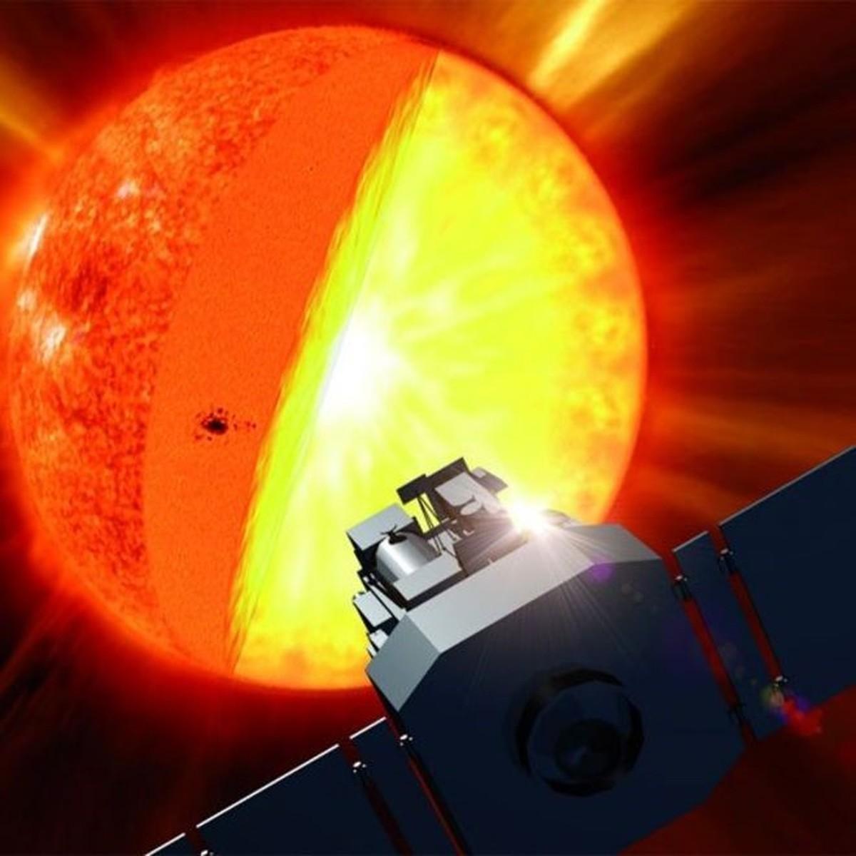 A surpreendente descoberta sobre o núcleo do Sol que intriga os cientistas