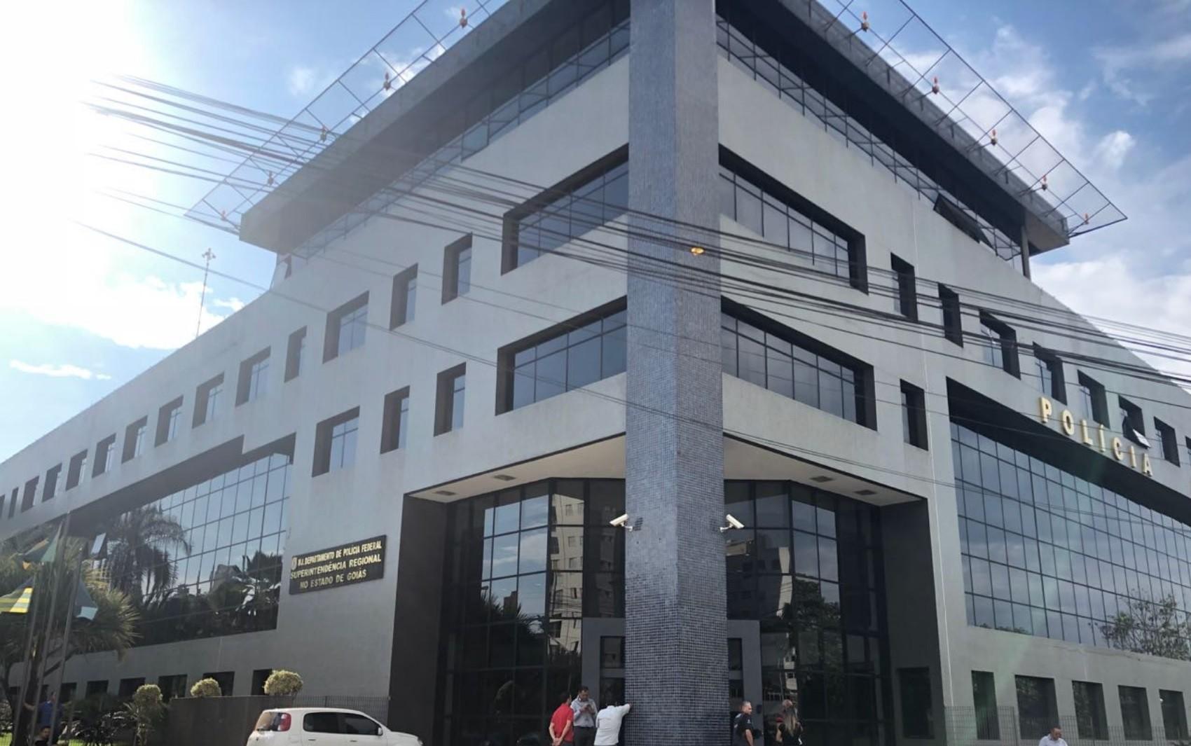 PF cumpre mandado em Goiânia de Operação Dardanários