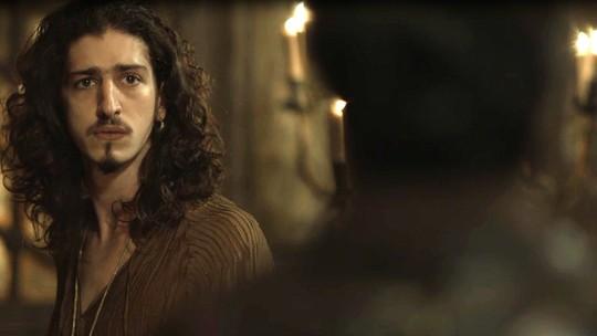 Rodolfo perdoa Afonso e descobre que a pena dele é a morte