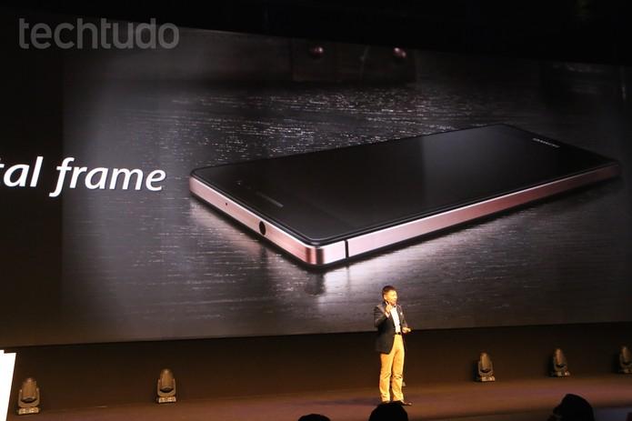 Huawei  (Foto: Fabricio Vitorino/TechTudo)