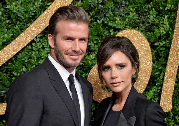 David Beckham e Victoria Beckham (Foto: Getty Images)