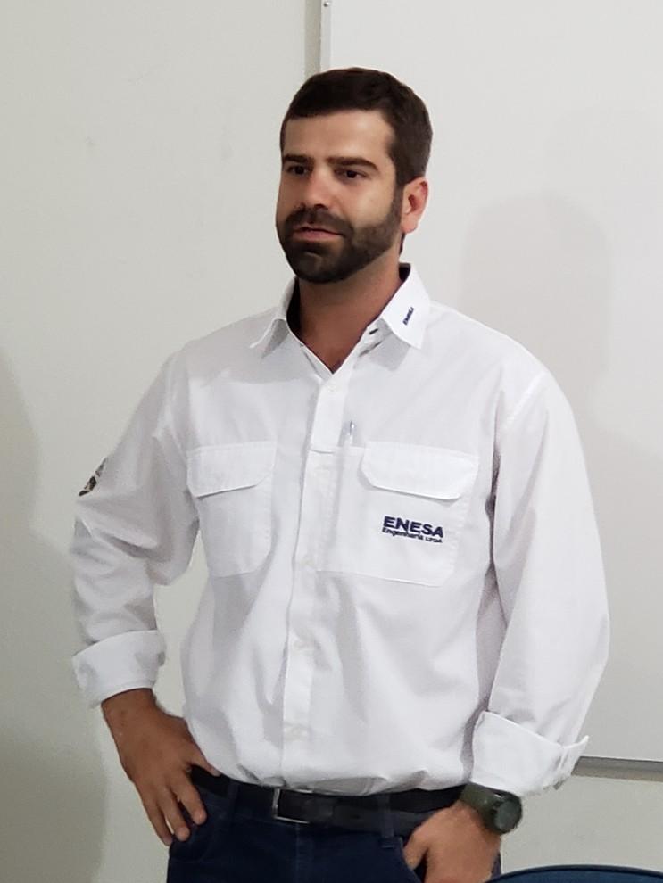 Douglas Daniel, gerente de projetos (Foto: Divulgação)