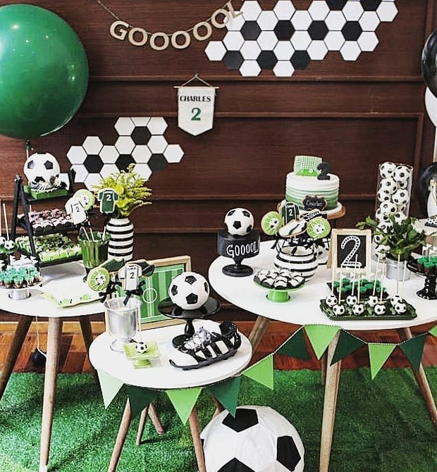 festa copa (Foto: balinha e balão)