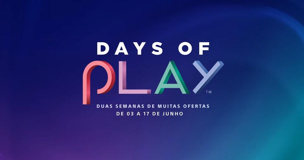 Sony promove Days of Play 2020 com muitas ofertas em jogos e acessórios para PS4 — Foto: Reprodução/PlayStation