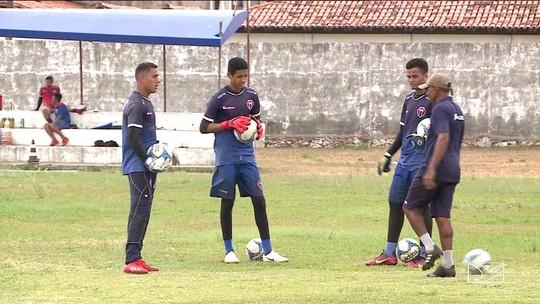 Maranhão aposta em artilheiro para estrear com pé direito na Copa FMF