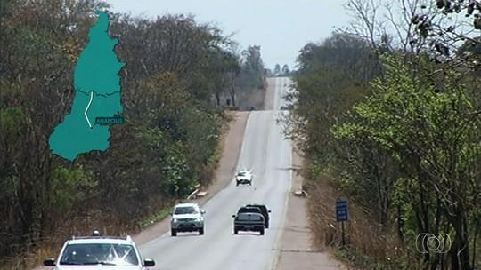 Motoristas reclamam de más condições de trecho da BR-153, que deve ser leiloado novamente