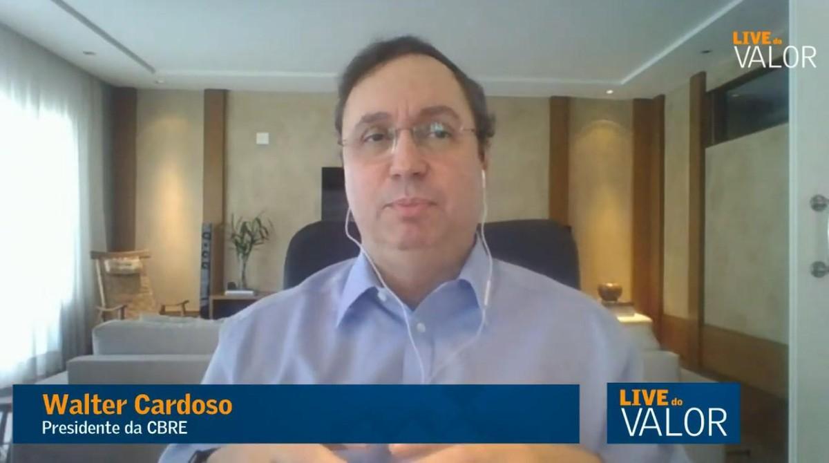Não esperamos esvaziamento de escritórios nas principais regiões de SP, diz Cardoso, da CBRE – Valor Econômico