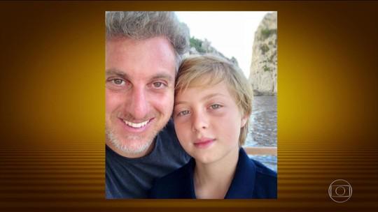 Filho de Luciano Huck e Angélica se recupera no Rio de Janeiro após acidente
