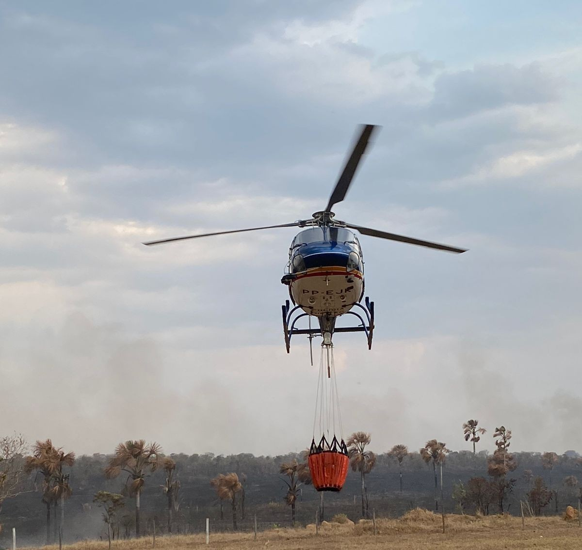 Depois de recomeçar, incêndio na Fazenda Tatu é extinto pela segunda vez em Uberlândia e chamas são controladas na reserva do Panga