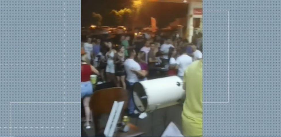 Prefeito de Salto do Lontra é multado em R$ 50 mil após participar de festa em meio à pandemia, diz MP-PR