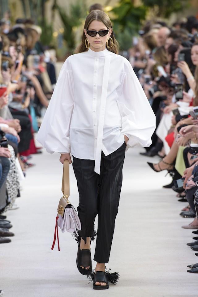 Valentino - verão 2019 (Foto: Imaxtree)