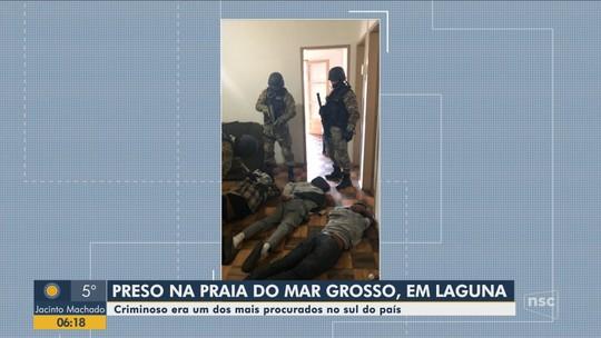 Indiciado por morte de policiais militares em Porto Alegre é preso em Santa Catarina