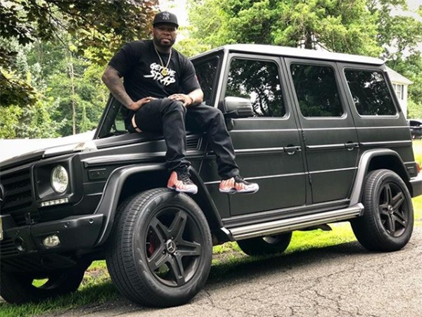 50 Cent (Foto: Instagram)
