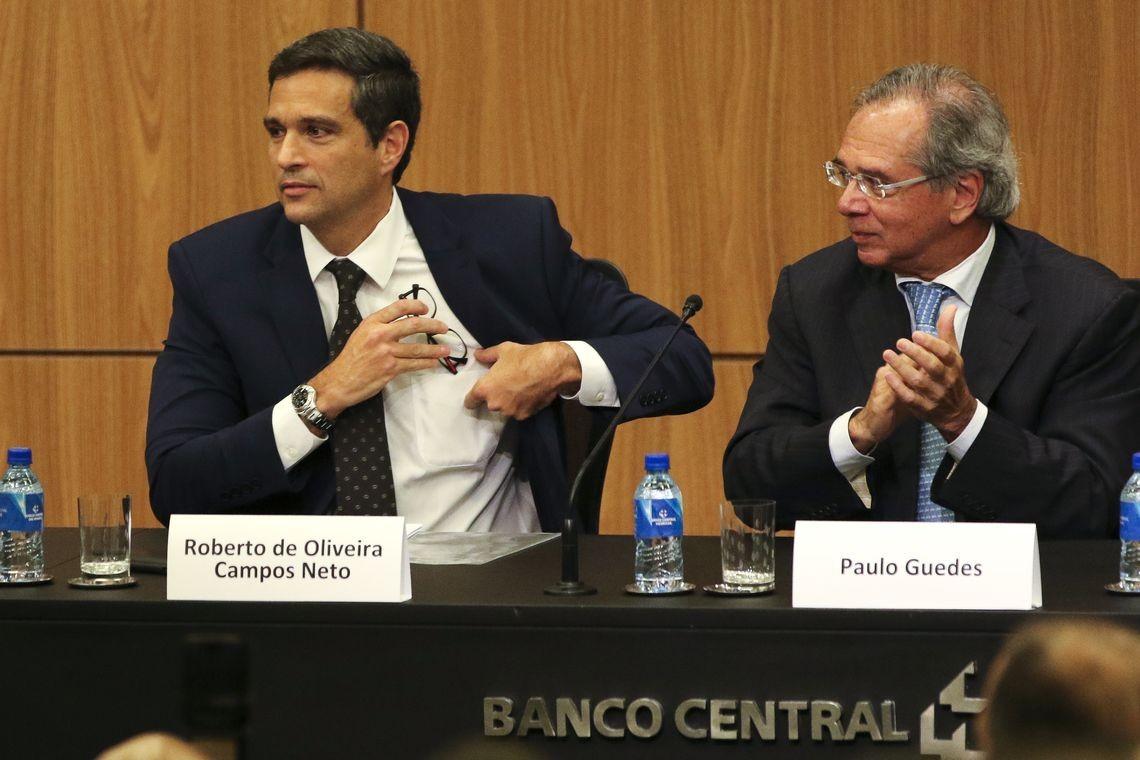 paulo-roberto-campos-neto-presidente-banco-central (Foto: Fabio Rodrigues Pozzebom/Agência Brasil)