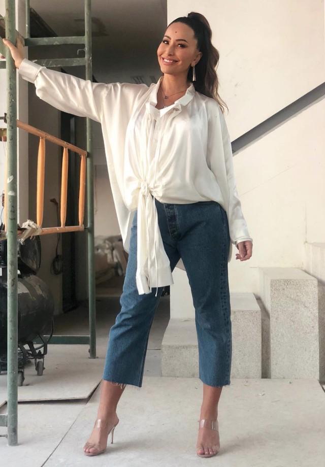 Sabrina Sato de camisa Y/Project (Foto: Instagram Sabrina Sato/ Reprodução)