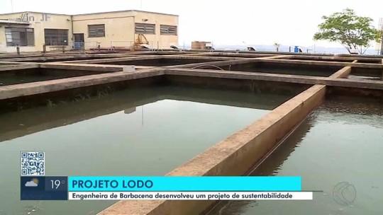 Engenheira de Barbacena desenvolve projeto de sustentabilidade na construção civil