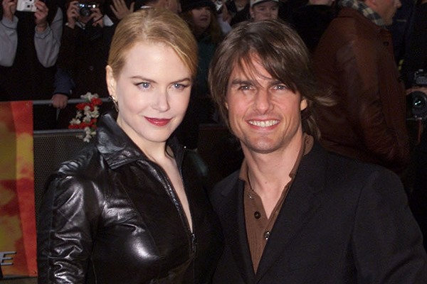 Nicole Kidman e Tom Cruise (Foto: Getty Images)