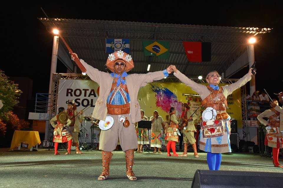 Rota do sol desenvolve atividades culturais em seis cidades do Alto Sertão da Paraíba