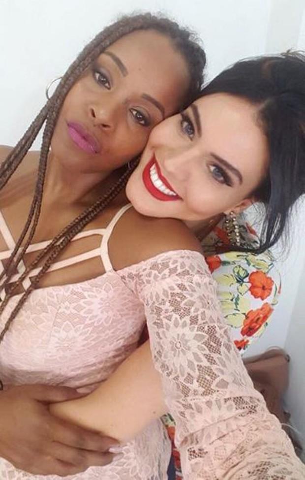Roberta Rodrigues e Letícia Lima (Foto: Reprodução/Instagram)