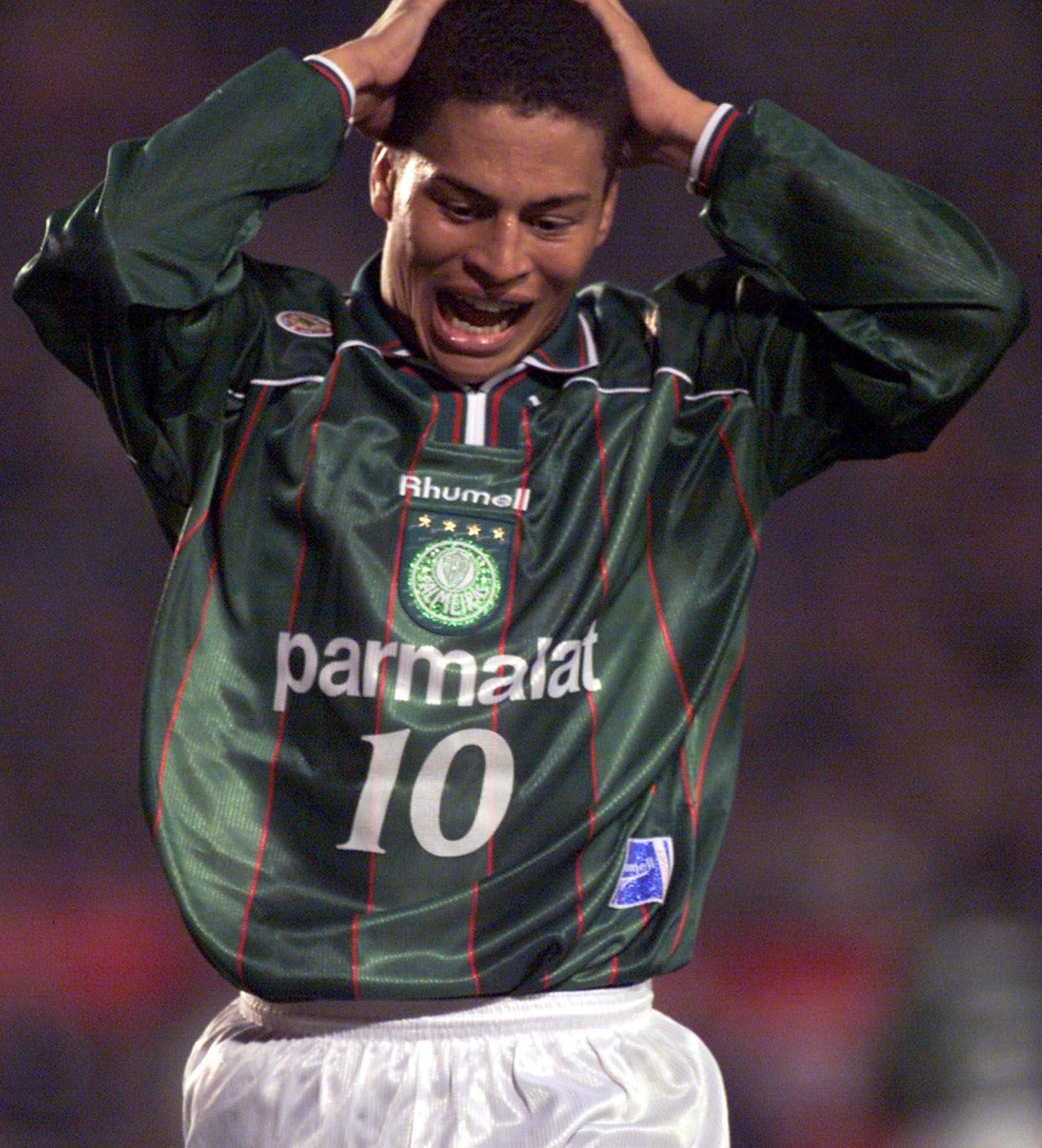 Alex, no Palmeiras