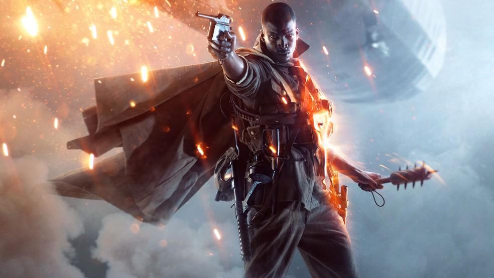Battlefield 1 leva a franquia de tiro de volta para a Primeira Guerra Mundial e está de graça no PC por tempo limitado — Foto: Divulgação/EA