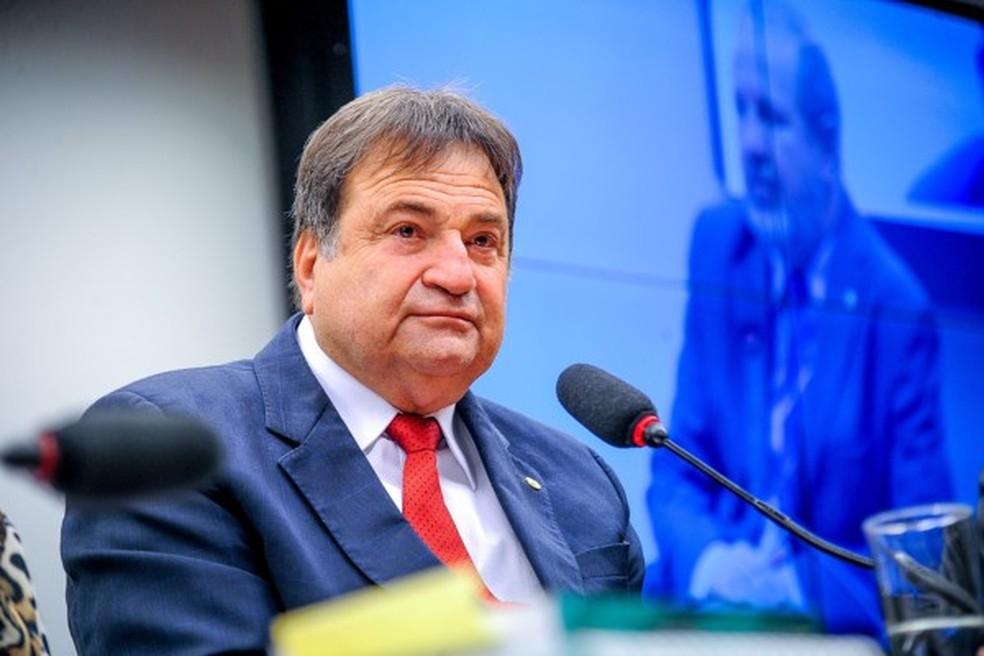 Cesar Halum é deputado federal e busca uma vaga no senado (Foto: Douglas Gomes/PRB/Divulgação)