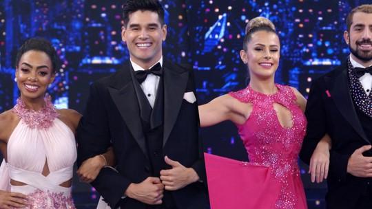 Dandara Mariana e Kaysar Dadour ficam em primeiro no ranking e Luísa Sonza é eliminada do 'Dança'