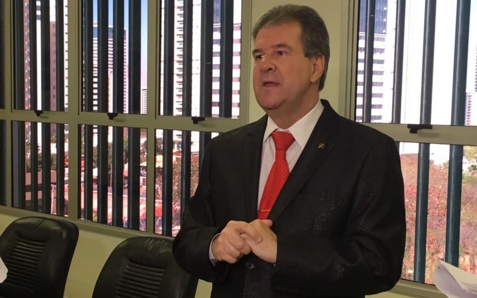 Juiz Jesseir Coelho de Alcântara enviou ofício ao MP e à defesa de Márcia (Foto: Vitor Santana/G1)