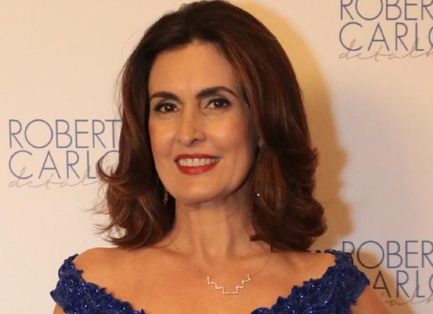 2º lugar: Fátima Bernardes, apresentadora do 'Encontro' (Foto: Divulgação/TV Globo)