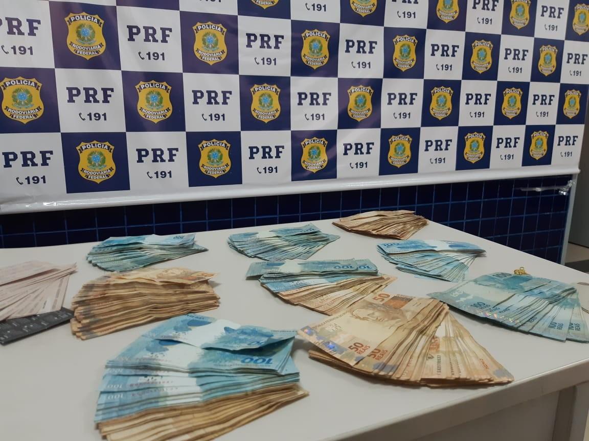 Operação Tamoio: 39 presos, R$ 74 mil; 88 mil maços cigarros e 172 carros apreendidos no Piauí