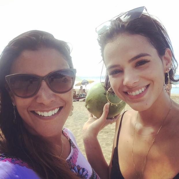 Bruna Marquezine em Noronha (Foto: Reprodução/Instagram)