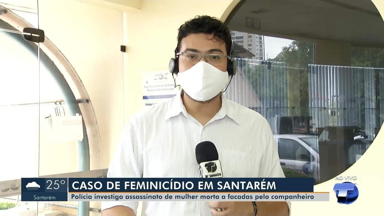 Feminicídio no São José: Polícia investiga o assassinato de uma jovem de 18 anos
