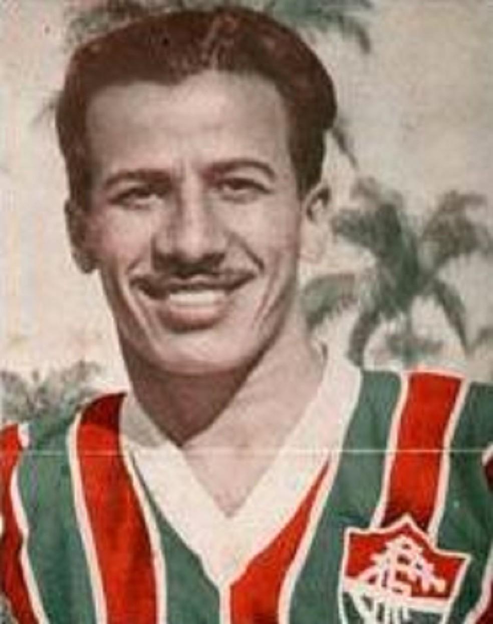 Orlando Pingo de Ouro, Fluminense — Foto: Reprodução