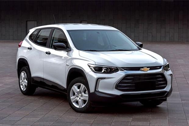 Vazam imagens da nova geração do Chevrolet Tracker (Foto: Reprodução / Internet)
