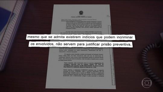 MPF-RJ vai recorrer da decisão que permitiu liberdade a Michel Temer e outros sete alvos