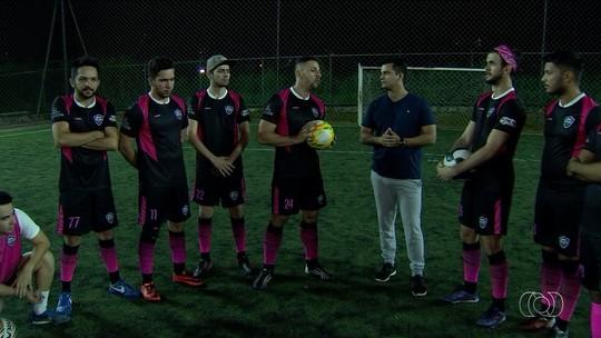 Pioneiro em Goiânia, Barbies FC luta contra homofobia e mira Champions Ligay