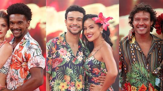 Pâmela Tomé, Sérgio Malheiros e Nando Rodrigues são eliminados do 'Dança dos Famosos'