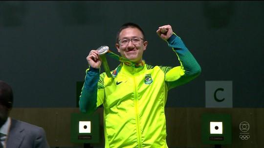 """Felipe Wu, um ano depois da prata na Rio 2016: """"A medalha foi mal aproveitada"""""""