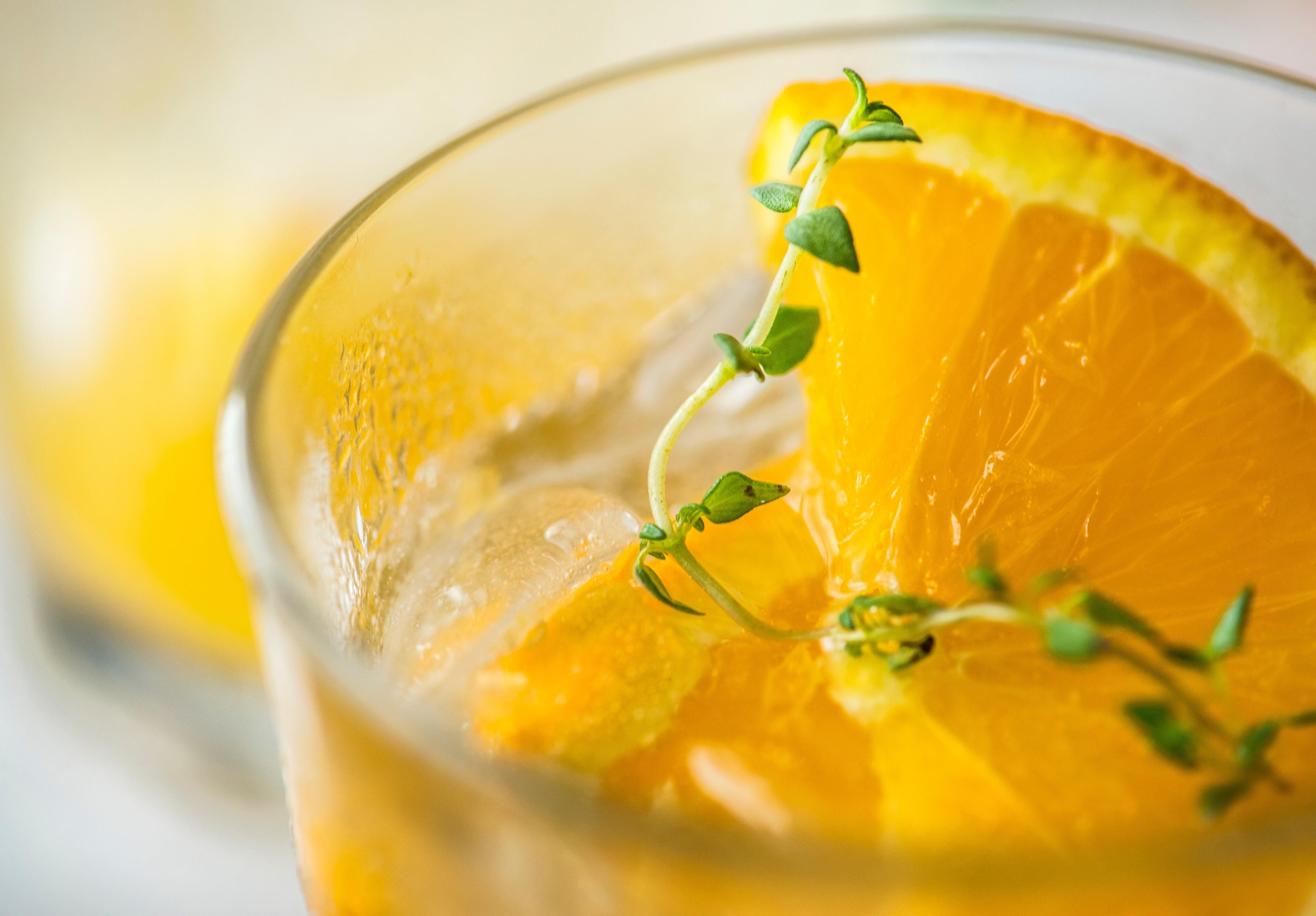 O suco anti-oxidante é refrescante e fácil de fazer (Foto: Unsplash)