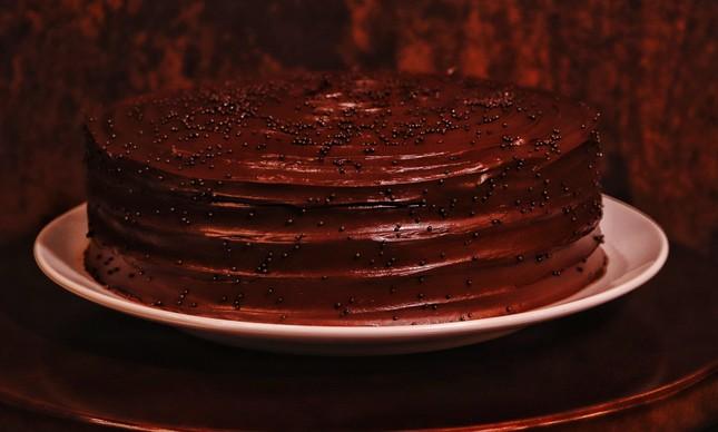 Dark cake: potência do café e do chocolate