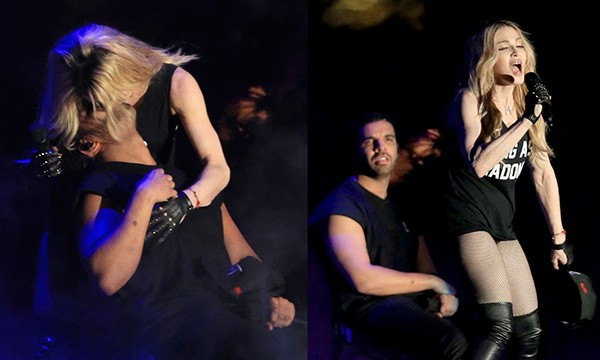 Madonna e Drake (Foto: Getty Images)