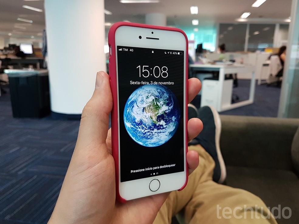 Fechar cada aplicativo do iPhone pode prejudicar o seu aparelho (Foto: Thássius Veloso/TechTudo)